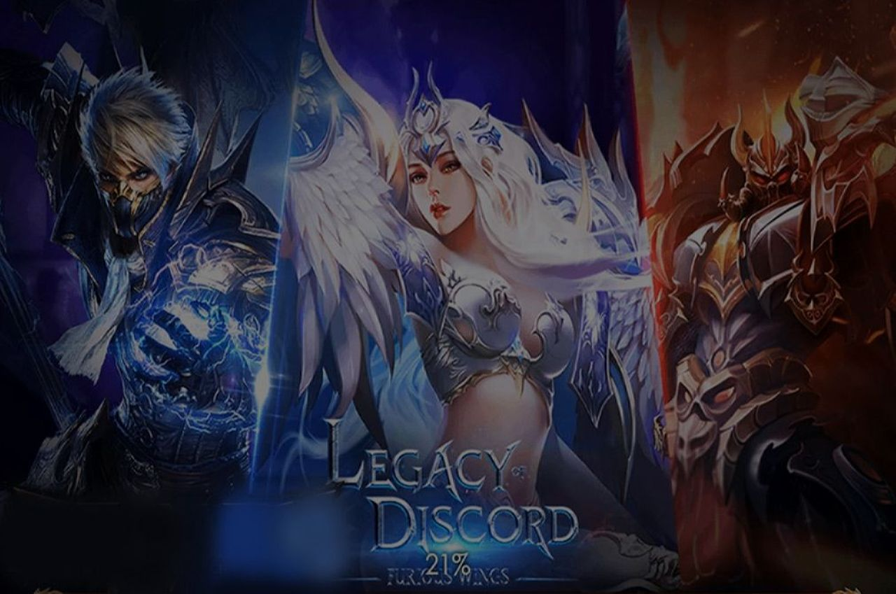 Legacy Of Discord Hack 2021 - Online Cheat For Unlimited Resources