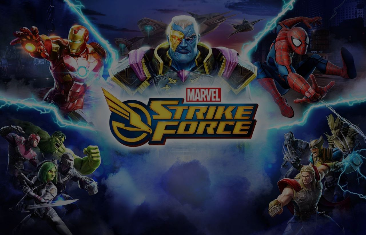 Marvel Strike Force Hack 2021 - Online Cheat For Unlimited Resources