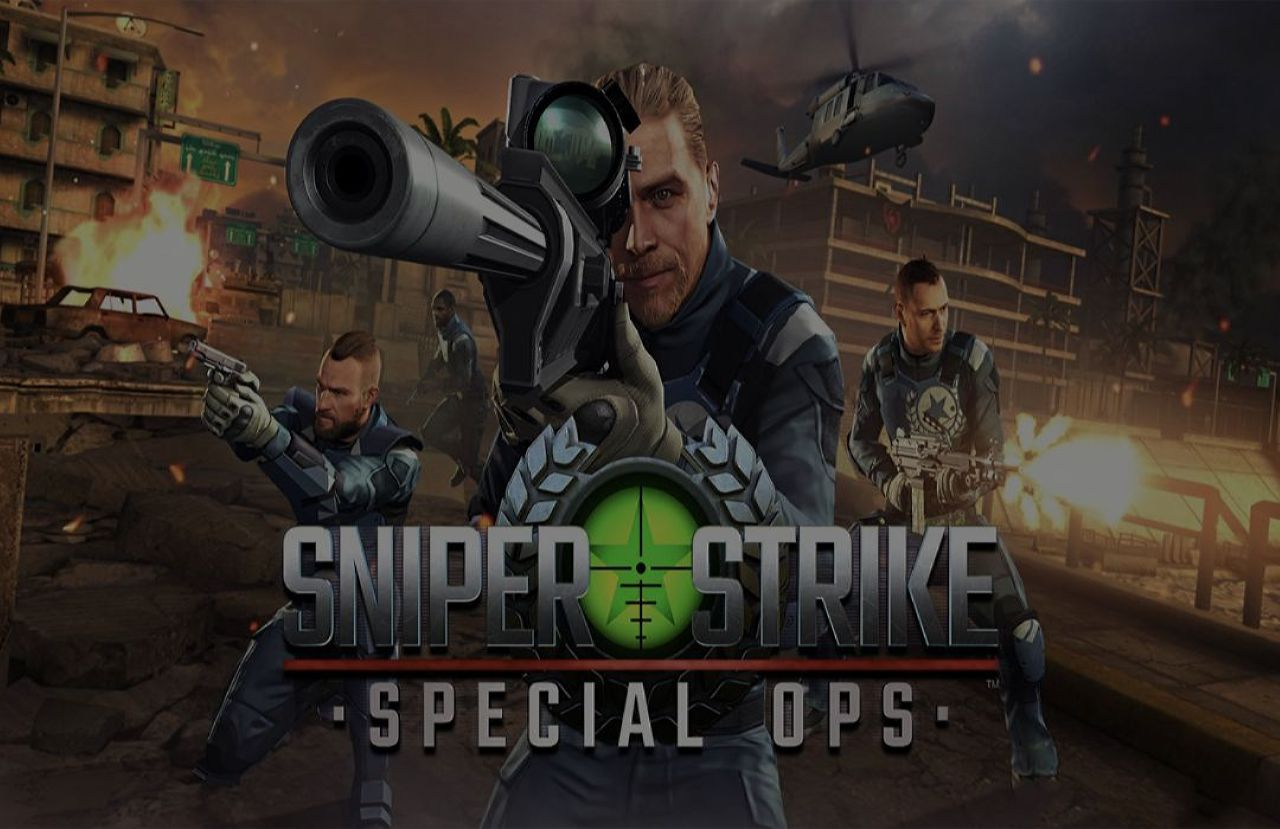 Sniper Strike Special Ops Hack 2019 - Online Cheat For Unlimited Resources