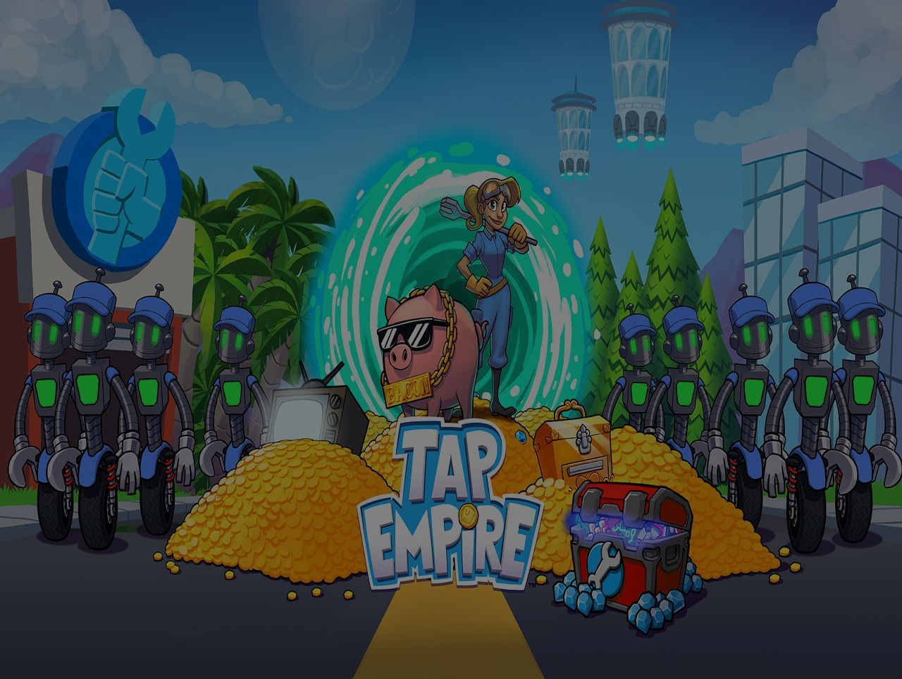 Tap Empire Hack 2019 - Online Cheat For Unlimited Resources